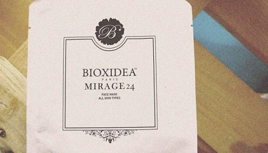 BIOXIDEA MIRAGE 24: LA MASCARILLA FLASH CON EFECTOS DURADEROS.